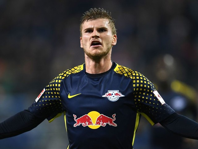 Leipzig hot-shot Timo Werner puts Premier League on transfer alert hinting he'd rather move to England than Spain