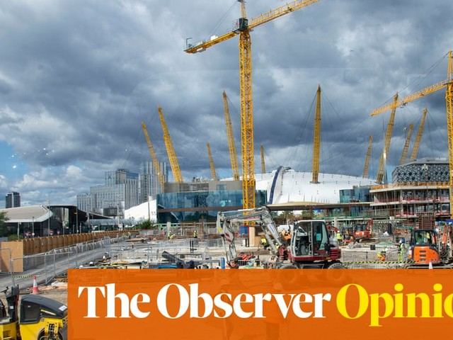 The Observer view on Tory fantasies about planning   Observer editorial