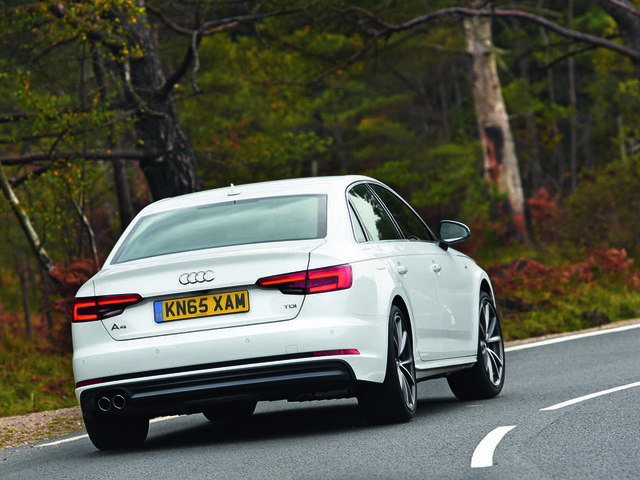 Nearly-new buying guide: Audi A4