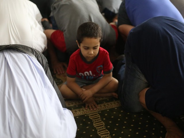 As Ramadan Draws To An End, Mosques Worry About Security