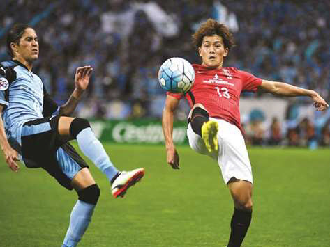 Japan's Reds plot Shanghai surprise