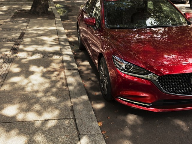 Interested in More Power? Mazda Drops a Turbo Into a Troubled Sedan