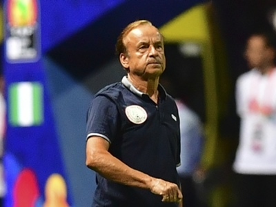 Afcon 2019: It is a joy being the first to qualify for the Round of 16 – Nigeria coach Rohr