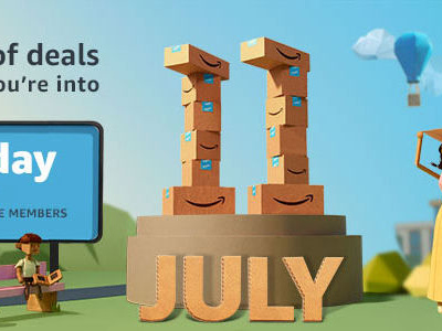Amazon Prime Day is on July 11, with early access on July 10