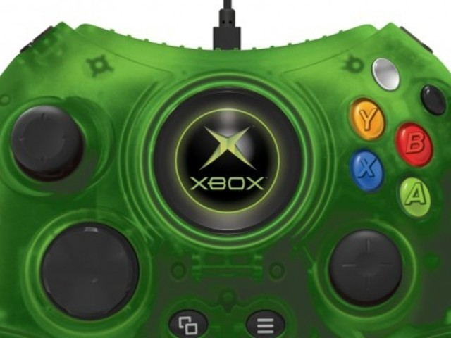 Now you can get the giant Xbox Duke controller in green
