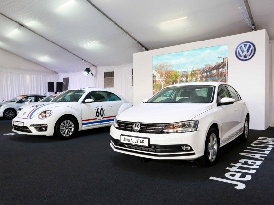 Jetta AllStar and 'Merdeka' Beetle unveiled at Volkswagen Fest