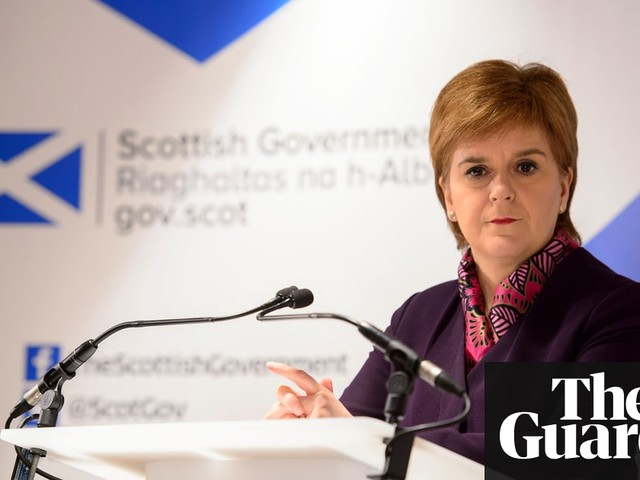 Sturgeon publishes Brexit impact report saying staying in single market best option - Politics live