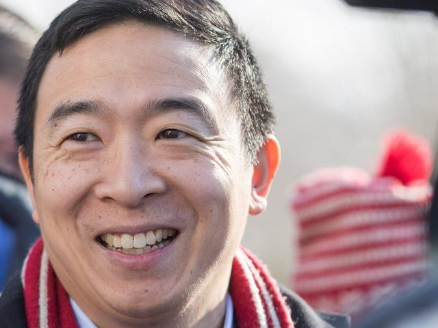 Andrew Yang takes 'next step' to possible New York City mayoral run with paperwork and bank account