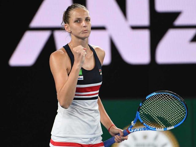 Australian Open: Karolina Pliskova Rallies To Reach Quarter-Finals
