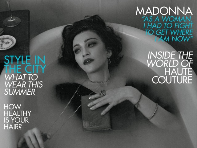 Madonna: 'Now I'm fighting ageism, now I'm being punished for turning 60′