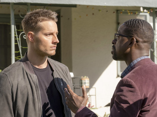 'This Is Us': Justin Hartley on Kevin's Blowup With Randall, Decision to Go 'All In' After That Double Reveal