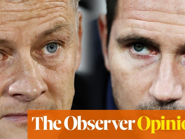 United and tough breaks keep coming back to haunt Frank Lampard | Jonathan Wilson