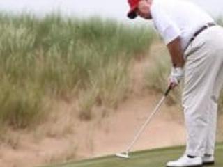 NY Phil plays golf at dawn
