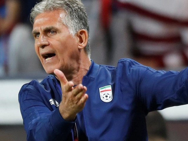 Iran coach Carlos Queiroz slams Nike over World Cup boots snub