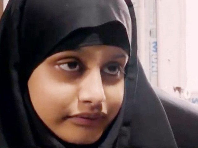 Shamima Begum cannot reenter the UK to fight for citizenship