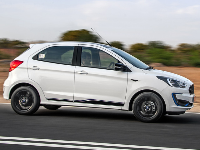 Review: 2019 Ford Figo facelift review, test drive