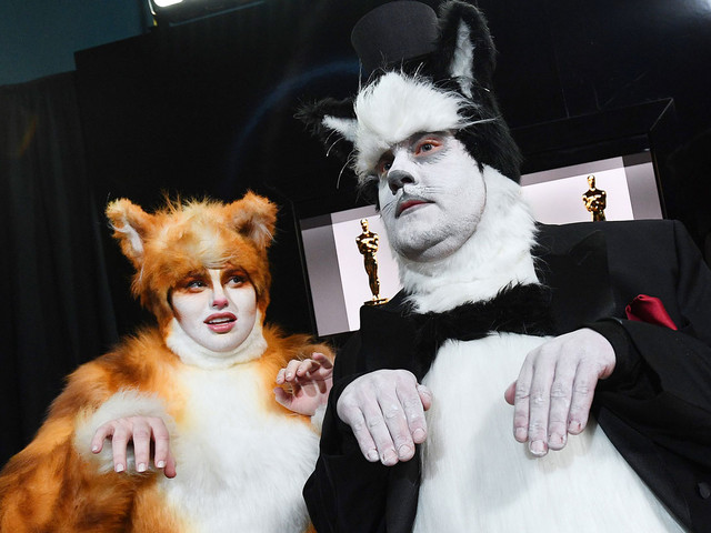 Visual Effects Society Slams the Oscars for That 'Cats' Moment