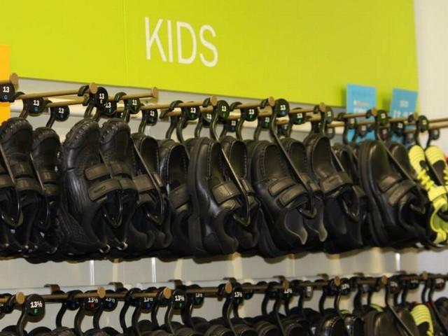 Clarks to make school shoes gender neutral after customer backlash
