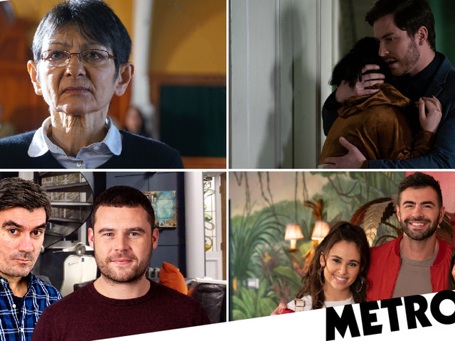 12 soap spoiler pictures: Coronation Street Yasmeen fate revealed, EastEnders affair, Emmerdale lockdown, Hollyoaks arrival