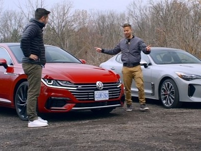 Is VW's Arteon the Cure to the Kia Stinger GT or an Unworthy Rival?