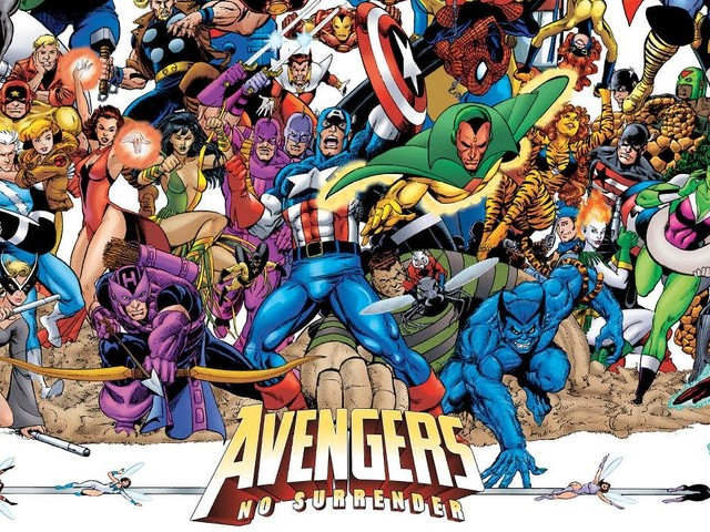 The End of the Avengers is Coming in 'No Surrender'