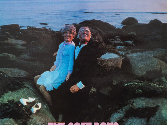 Auto-Invention: The Soft Boys' Underwater Moonlight Revisited