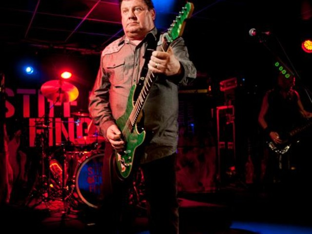 Stiff Little Fingers/Eddie And The Hot Rods : Manchester Academy One : March 2019 : Live Review