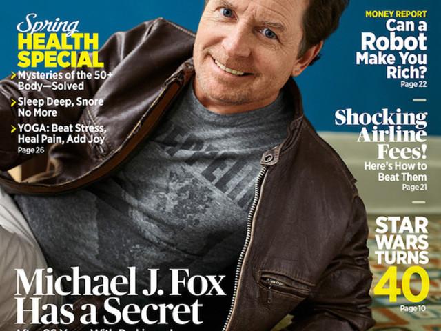 Michael J. Fox Talks With AARP The Magazine