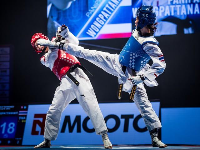 World Taekwondo Championships: Final day of action