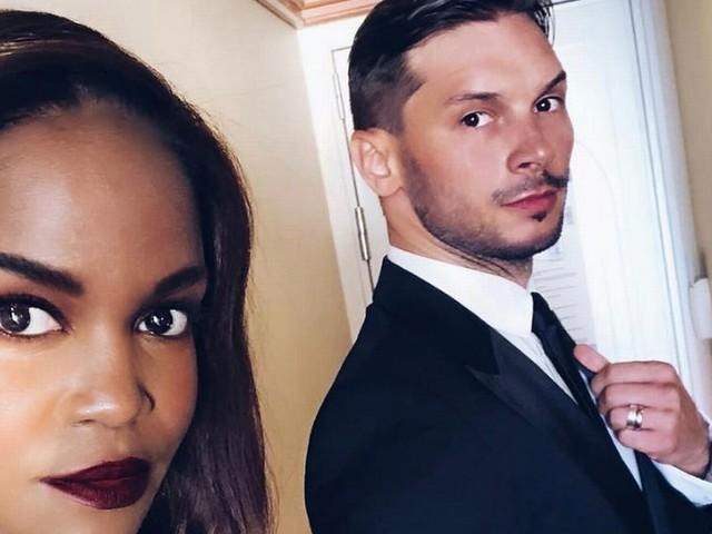 Strictly's Oti Mabuse 'threatens to punch husband' if he admits fancying Cheryl