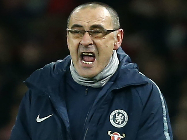 Chelsea boss Maurizio Sarri makes peace with his players