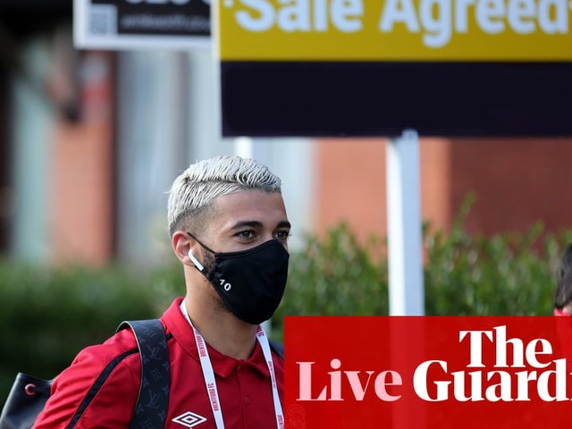 Domestic transfer deadline day and team news: football countdown – live!