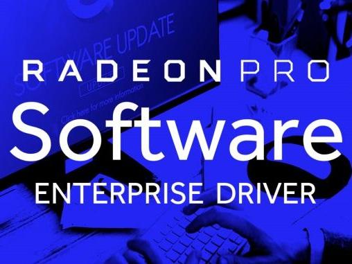 AMD Releases Radeon Pro Software Enterprise Driver 17.Q4 WHQL: Unified Vega Pro Driver