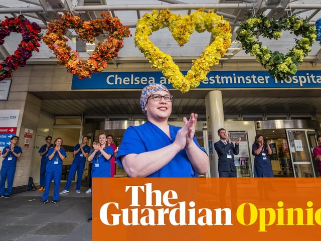 I'm an NHS doctor – and I've had enough of people clapping for me