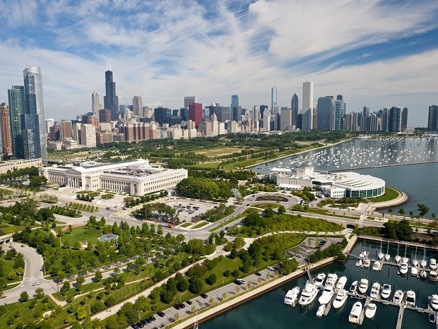 MICE focus drives up visitor figures for Chicago