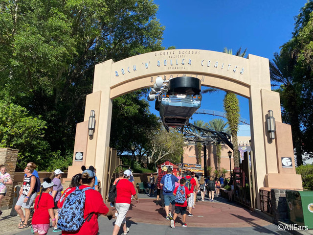 What Did the Wait Times Look Like in Disney World on Father's Day?