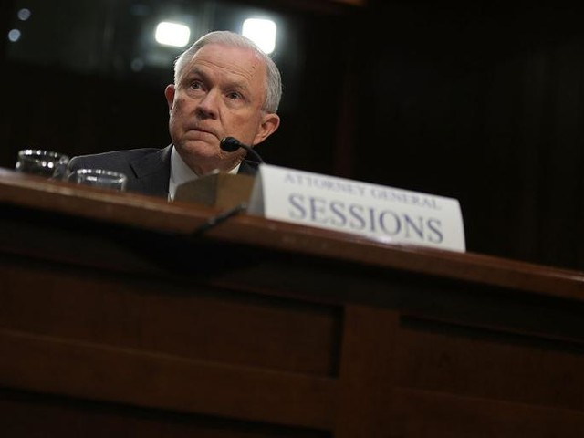 Why Jeff Sessions Won't Give a Straight Answer