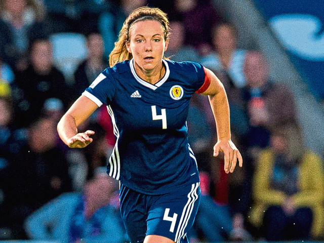 Scotland squad announced for Women's World Cup