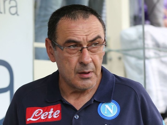 Sarri-to-Chelsea volume rises as Napoli owner blames coach for lack of squad rotation