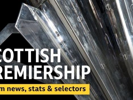 Scottish Premiership team news, stats & selectors