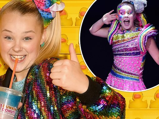 American YouTube sensation JoJo Siwa, 16, hints at D.R.E.A.M. tour dates for Australia