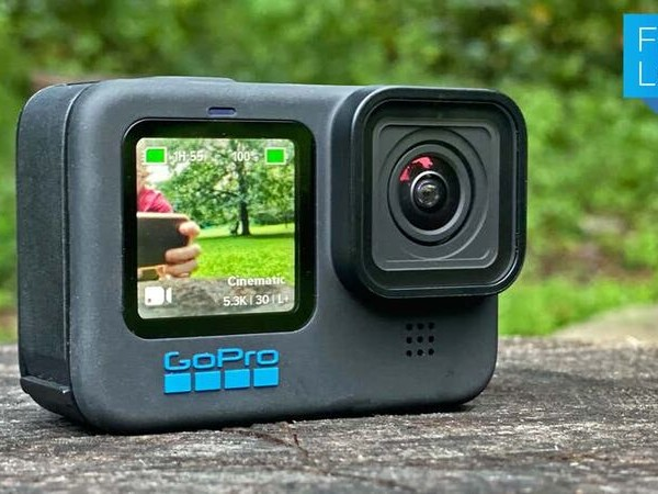 High-Performing Action Cameras - GoPro Unveils the 'Hero10 Black' With New Cloud-Based Features (TrendHunter.com)