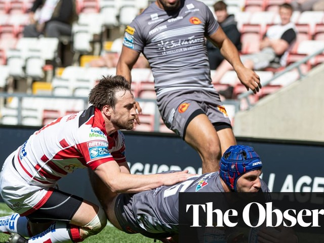 Catalans' comeback thwarts Leigh's quest for first Super League win