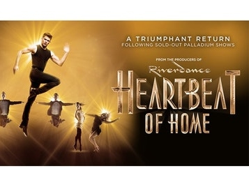 Presale: Get Heartbeat of Home tickets 24 hours early