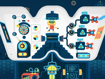 Gnog's pretty puzzleheads opening up in November