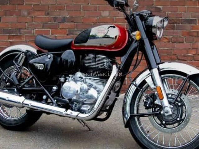 2021 Royal Enfield Classic 350 Launched In India From Rs. 1.84 Lakh
