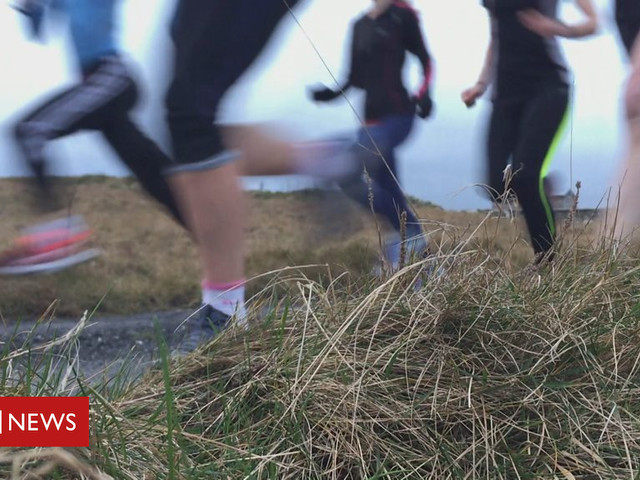 On the UK's most northern Parkrun