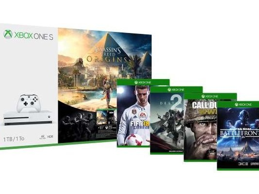 Xbox Live Black Friday sale is now live – save over £200 on console deals