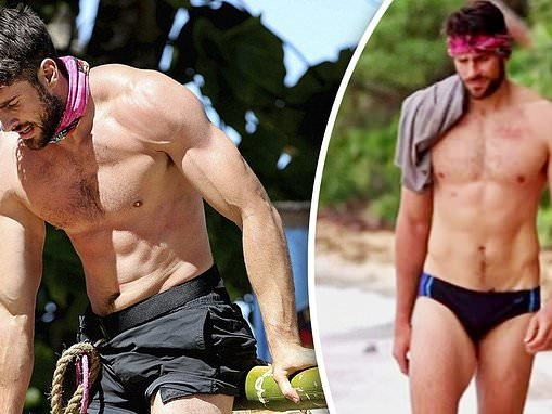 Australian Survivor's Shaun Hampson reveals he didn't recognise himself after dropping 11 KILOGRAMS