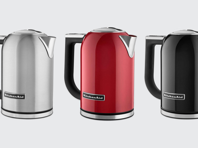 Over 89,000 KitchenAid kettles recalled by Whirlpool